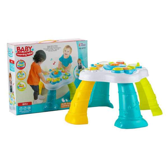 BABY TODDLER LEARNING EDUCATIONAL TABLE MULTIFUNCTION