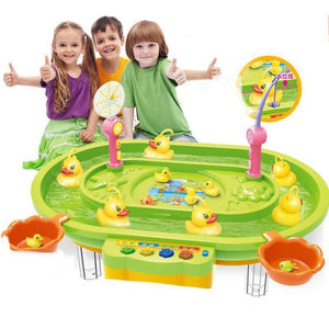 ELECTRIC CATCH AND FISHING FUN GAME KIDS TOYS