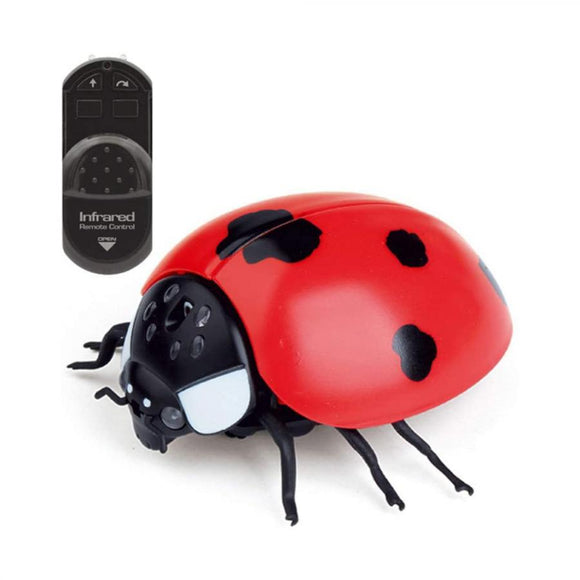 Remote Control Infrared Lady Bug Toy