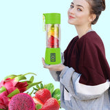 MINI PORTABLE USB JUICER BLENDER