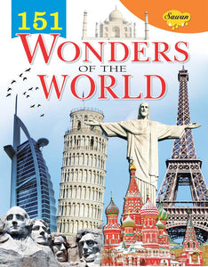 151 WONDERS OF THE WORLD BOOK