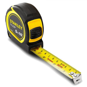 STANLEY 0-30-696 TYLON 5M/16' TAPE MEASURE