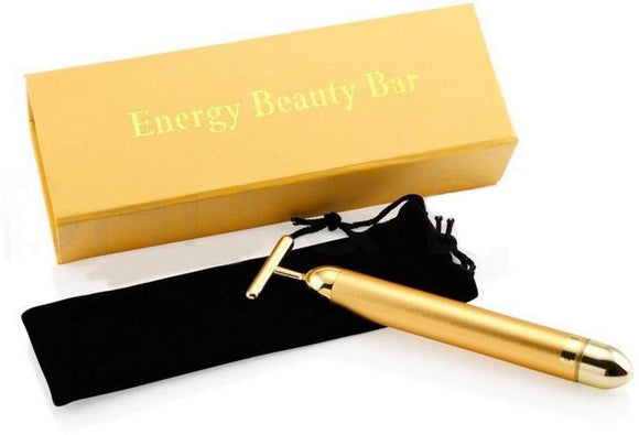 BEAUTY BAR GOLDEN ENERGY FACE MASSAGER