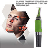 MULTIPURPOSE TRIMMER WITH HAIR CLIPPER
