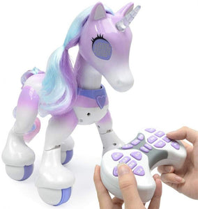 REMOTE CONTROL UNICORN INTELLIGENT ELECTRIC HORSE, ELECTRONIC