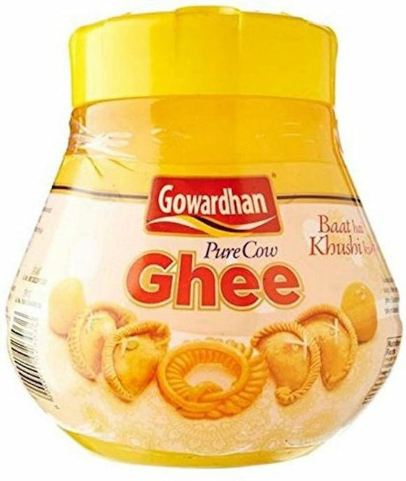 GOWARDHAN PURE COW GHEE JAR 1000ML