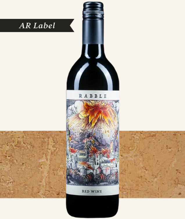 2018 Rabble Red Blend