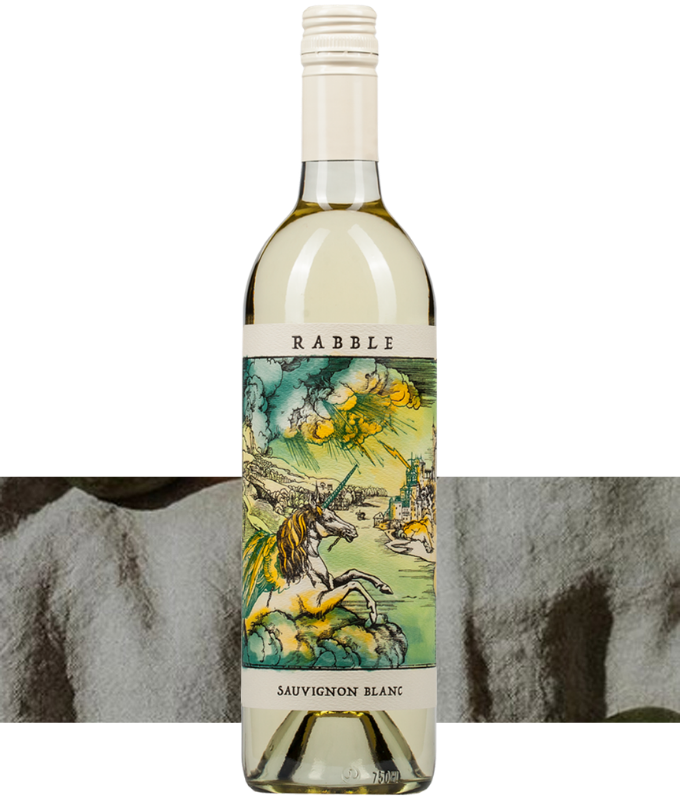 2019 Rabble Sauvignon Blanc