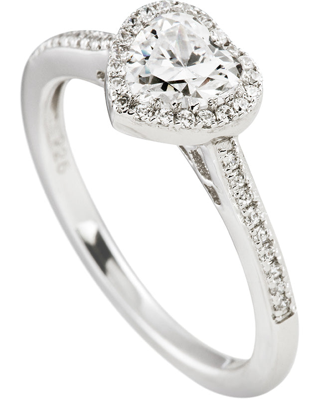 Diamonfire Damen Ring Signatures 61/1400/1/082