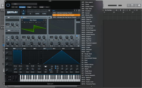 How to install serum presets, full pack