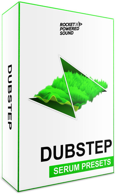 Ultimate Dubstep Serum Pack