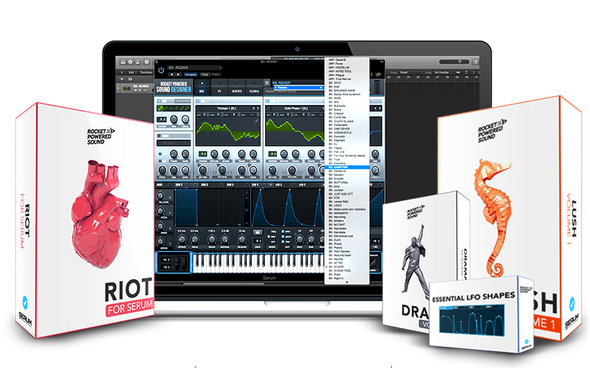 Ultimate Bass Music Production Bundle