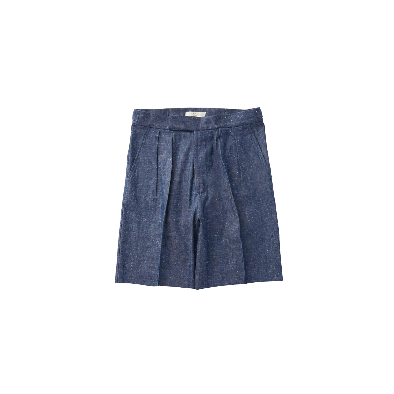 G&F Co.- TROPICAL SHORT_DENIM