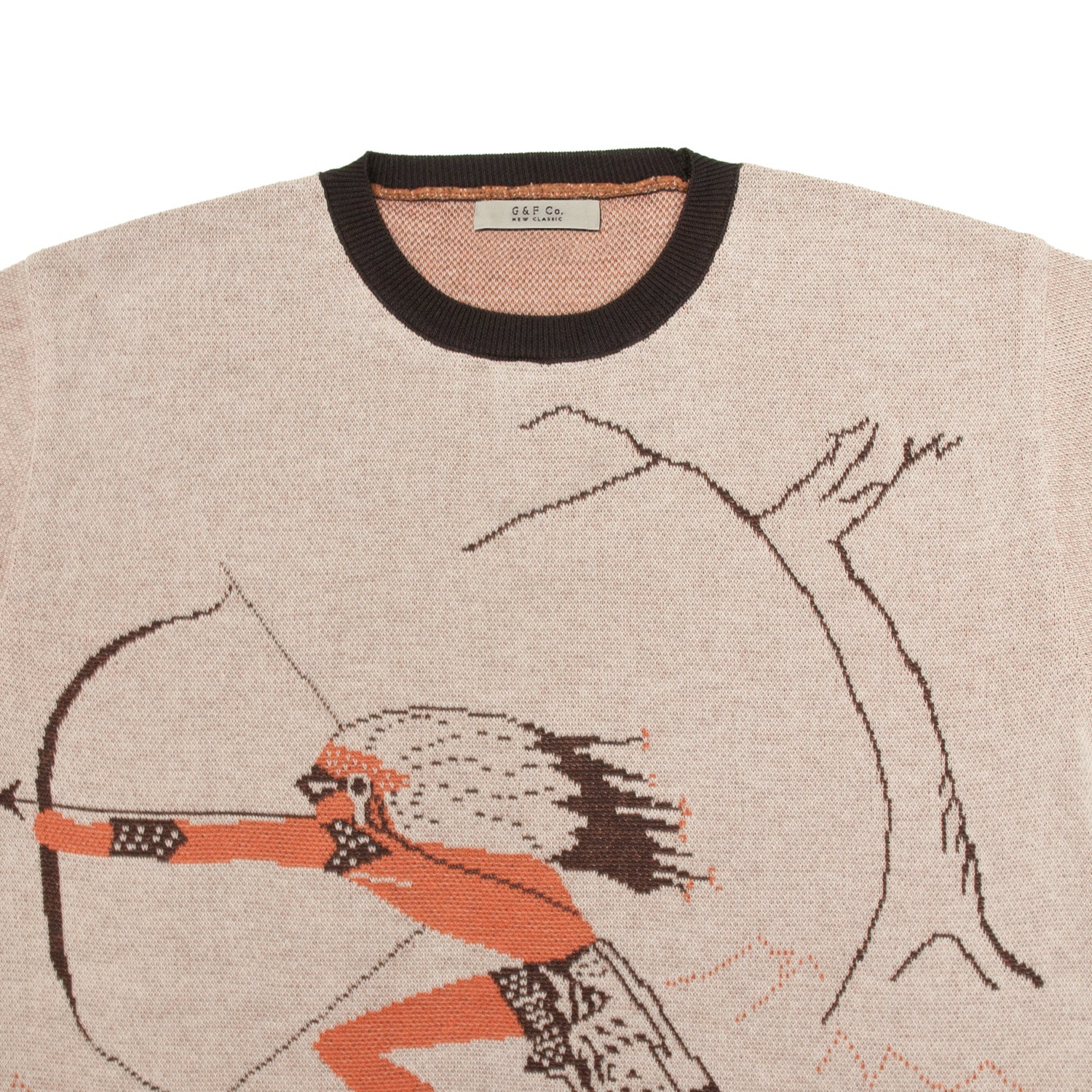 G&F Co.- HUNTING INDIAN_BEIGE