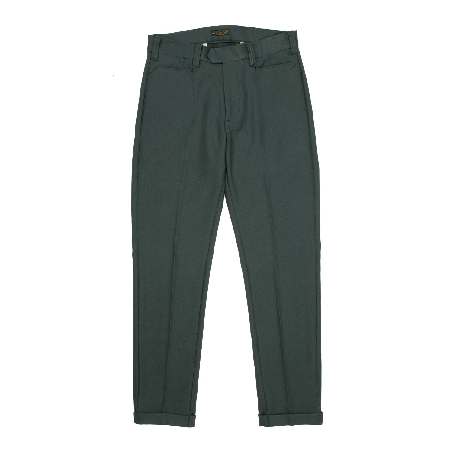 G&F Co.- ATHLETIC TROUSER_BLUE GRAY