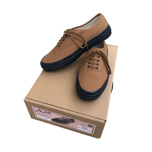 AELL SUPPLY - DECK SHOES_BROWN