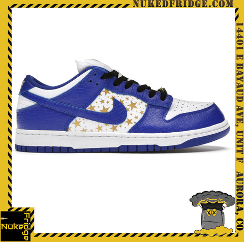 Supreme Dunk Blue