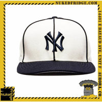 "Packer X New York Yankees 1921 ""PINSTRIPES"" 59FIFTY Fitted Cap 7 3/4 hvv"