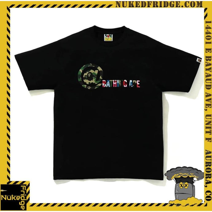 Bape Punctuation Tee 1 Mens hvv