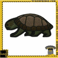 Grassroots Sea Turtle Removable Bear Patch hvv