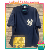 Vintage New York Yankees Tee nukedFridge Vintage Russell Athletic Aurora, CO best in the Denver metro!