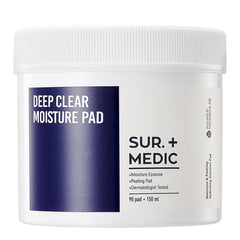 SUR.MEDIC+ DEEP CLEAR MOISTURE PAD 5.07 oz / 150ml Product Image