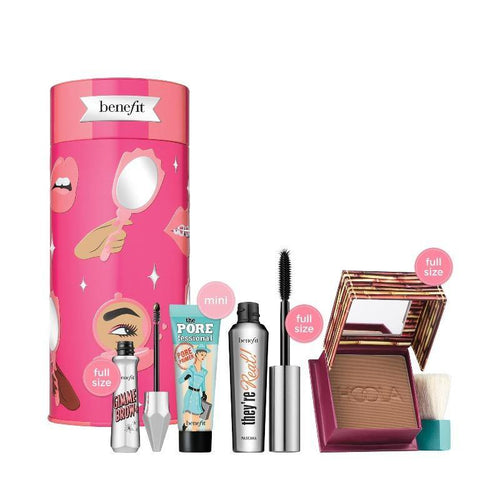 Benefit Cosmetics BYOB: Bring Your Own Beauty Gift Set - Caked South Africa