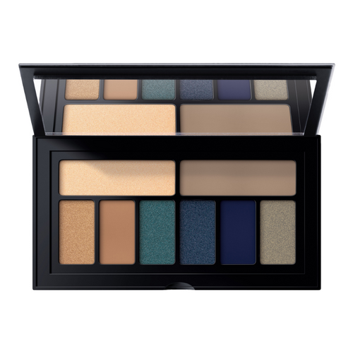 Smashbox Cover Shot Denim Eyeshadow Palette - Caked South Africa