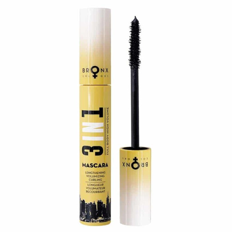 Bronx Colors 3-in-1 Mascara