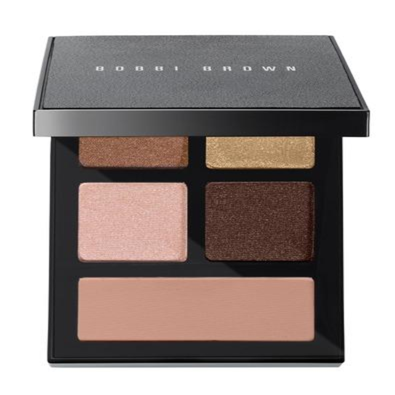 Bobbi Brown Burnished Bronze 2 Essential Multi-Colour Eyeshadow Palette - Caked South Africa