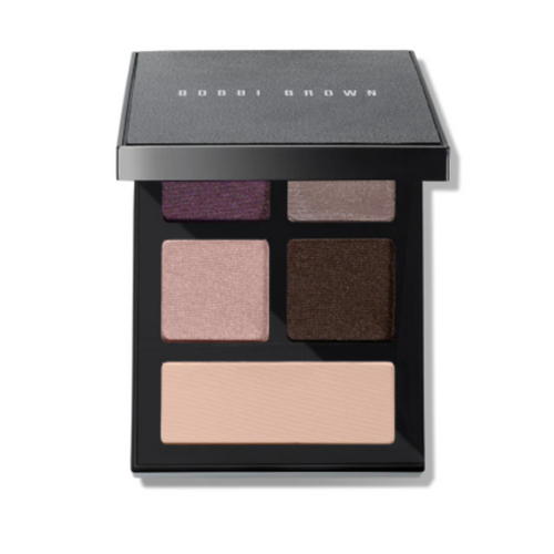 Bobbi Brown Midnight Orchid 3 Essential Multi-Colour Eyeshadow Palette - Caked South Africa