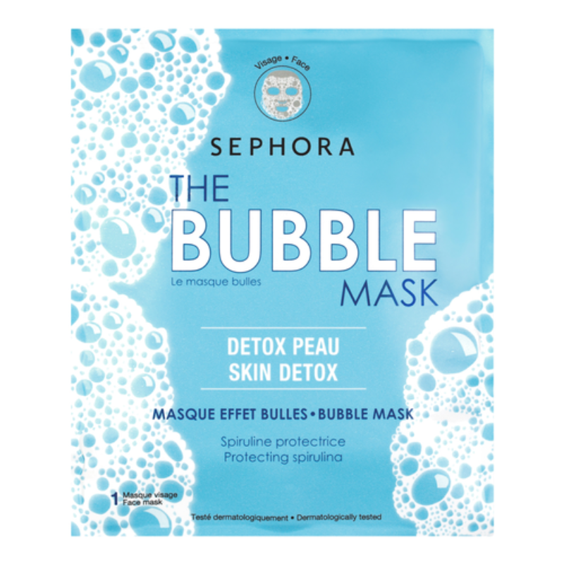 Sephora Bubble Face Mask