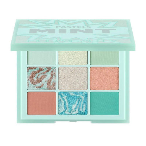 Huda Beauty Mint Pastel Obsessions Eyeshadow Palette - Caked South Africa