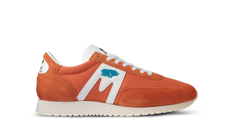 Karhu albatross burnt orange white left side