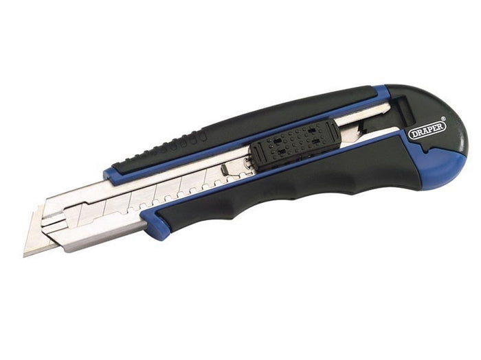 RETRACTABLE KNIFE 18MM #72144 /10-280S - 5010559721443