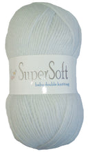 Load image into Gallery viewer, Woolcraft Baby Supersoft DK 100g