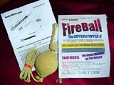 Fireball (zipper insurance, 2 sizes)
