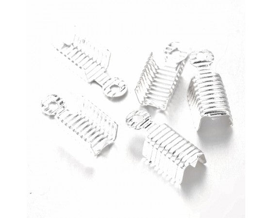 Crimps - Leather End - 100 pieces