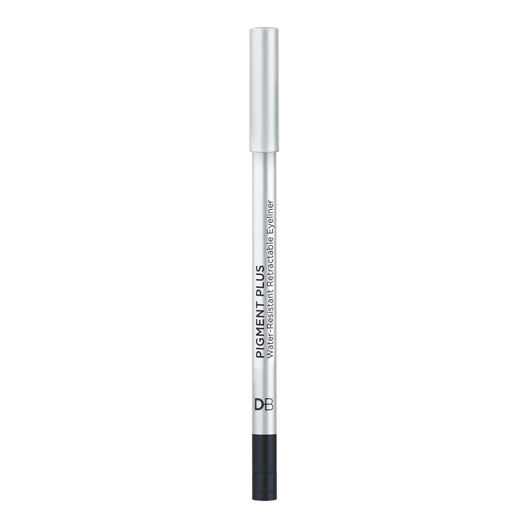 Pigment Plus Water-Resistant Retractable Eyeliner (Black Abyss)