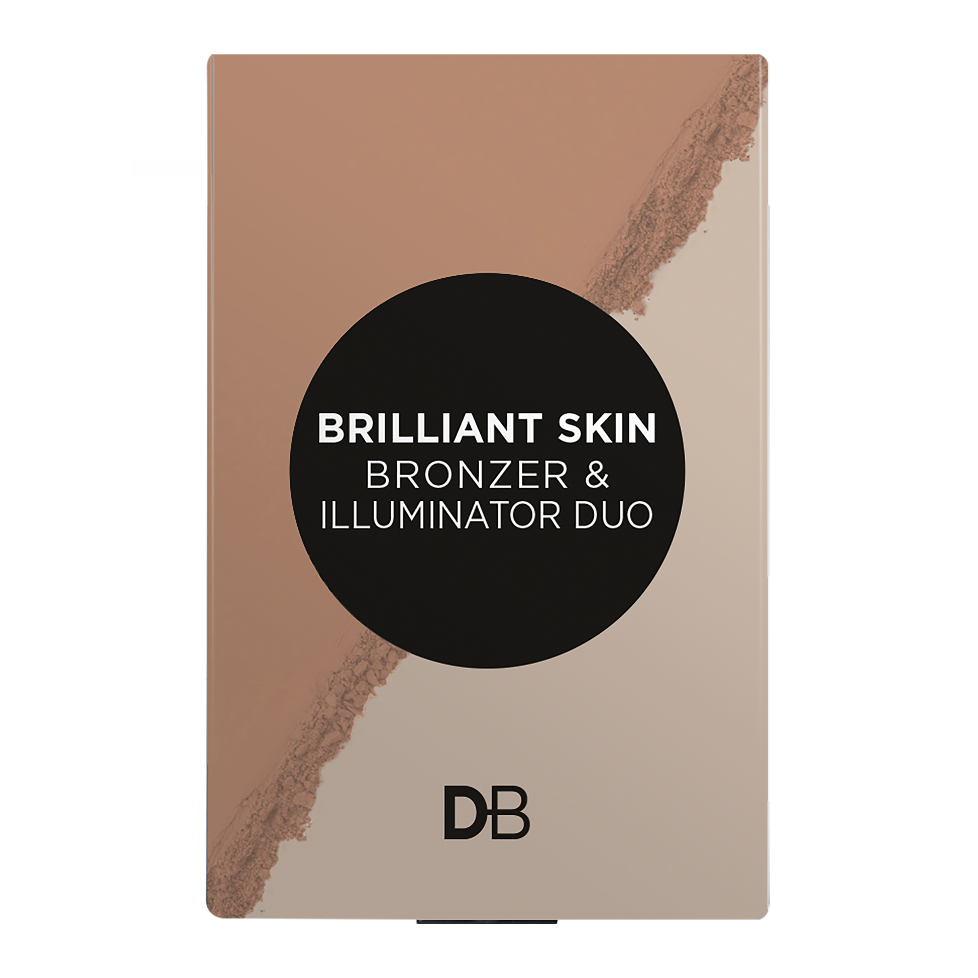 Brilliant Skin Bronzer & Illuminator Duo (Warm Glow)