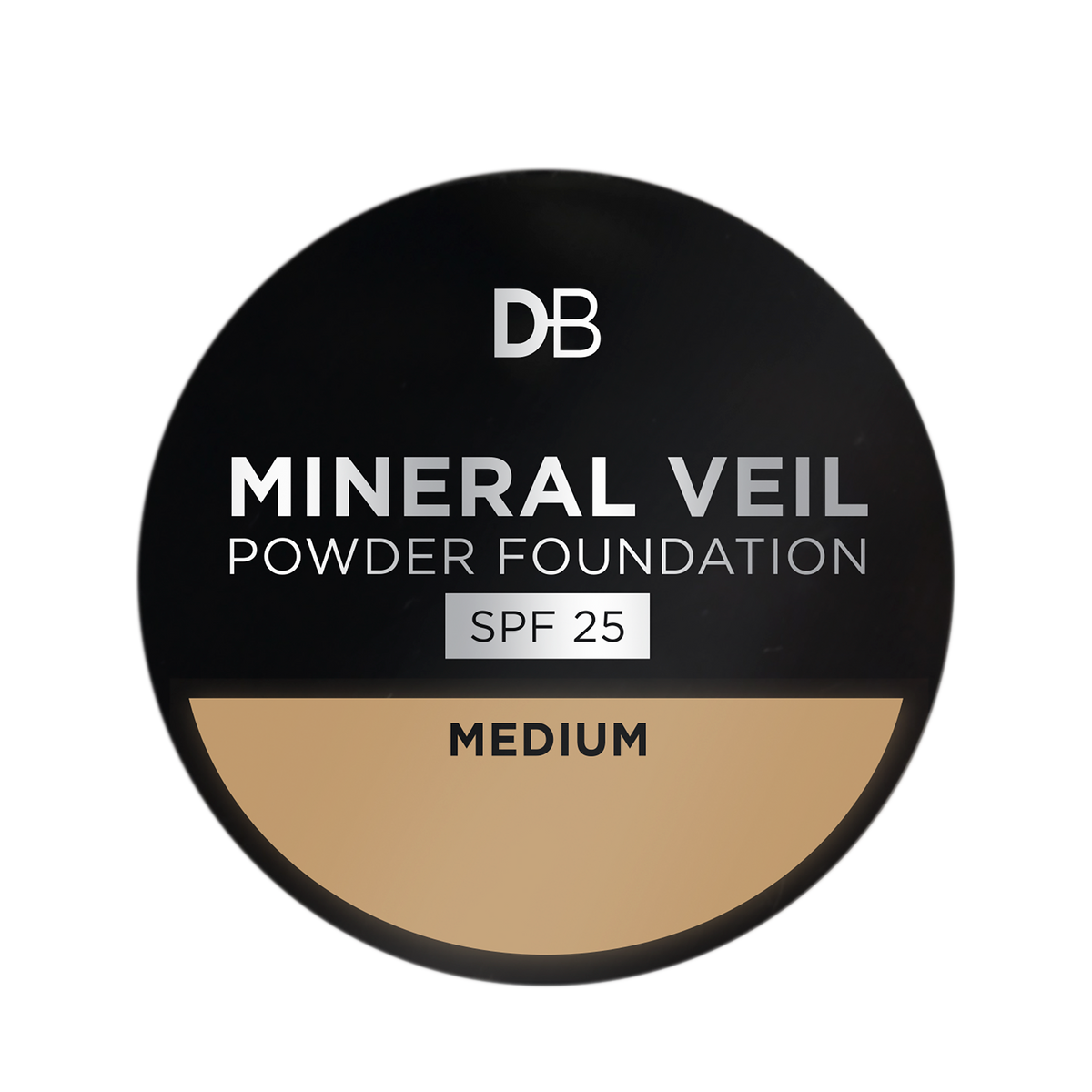 Mineral Veil Powder Foundation (Medium)