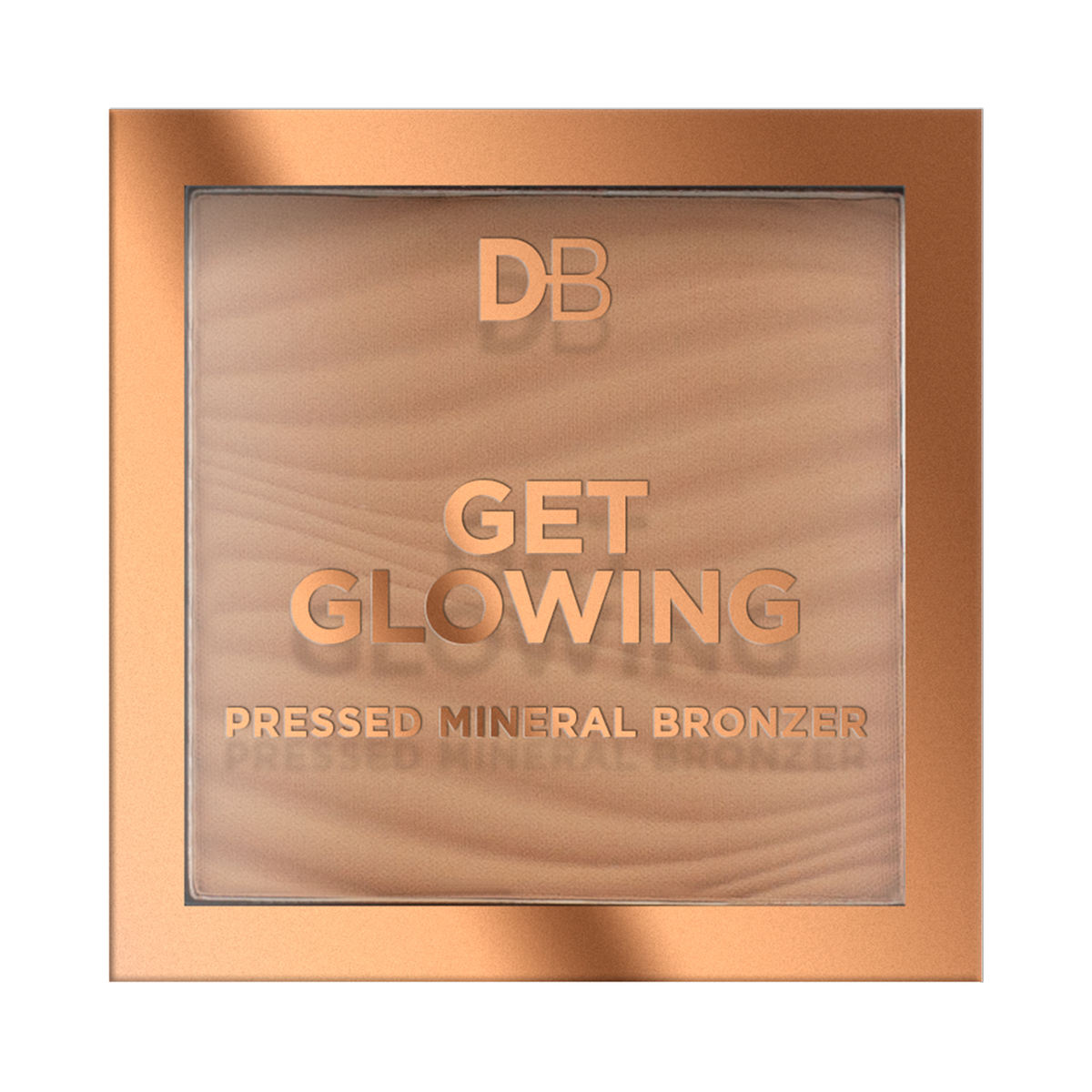 Get Glowing Pressed Mineral Bronzer (Miami Heat)