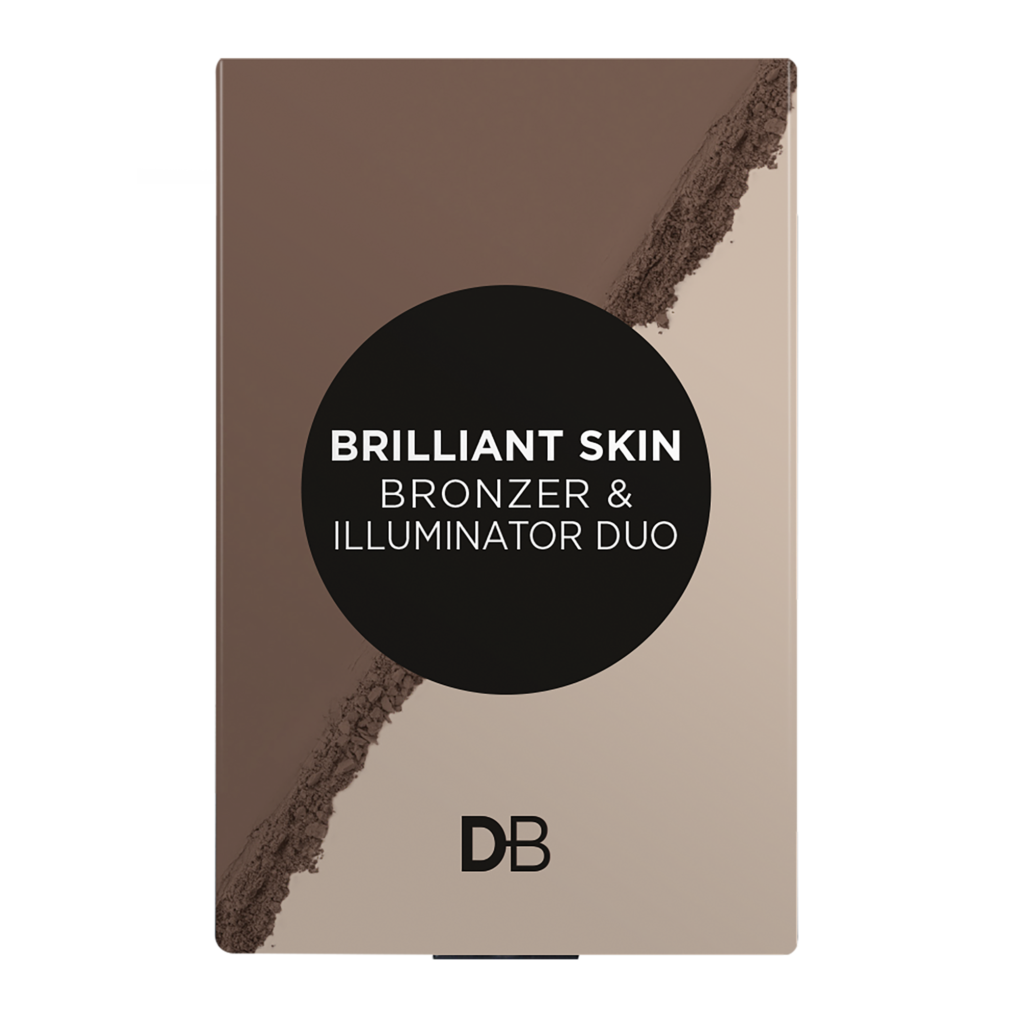 Brilliant Skin Bronzer & Illuminator Duo (Bronze Glow)
