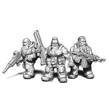 Load image into Gallery viewer, Space Dwarf Rifleman B