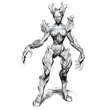 Load image into Gallery viewer, Female Tree Golem