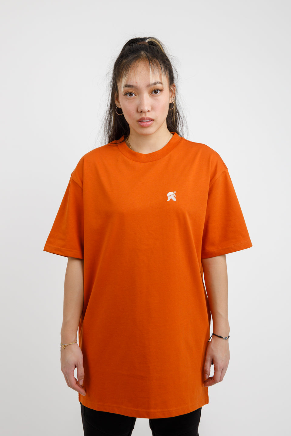 Spring Hypnosis Illyrian Tee – Rust
