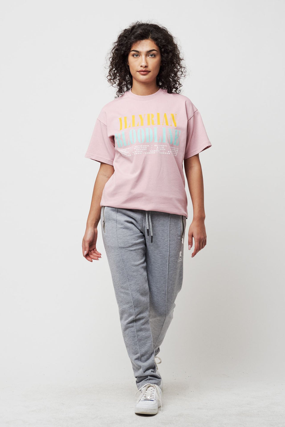 I'll See You In Illyria - Dusty Pink Tee