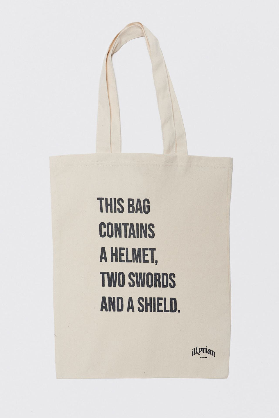 Warrior Kit Tote Bag