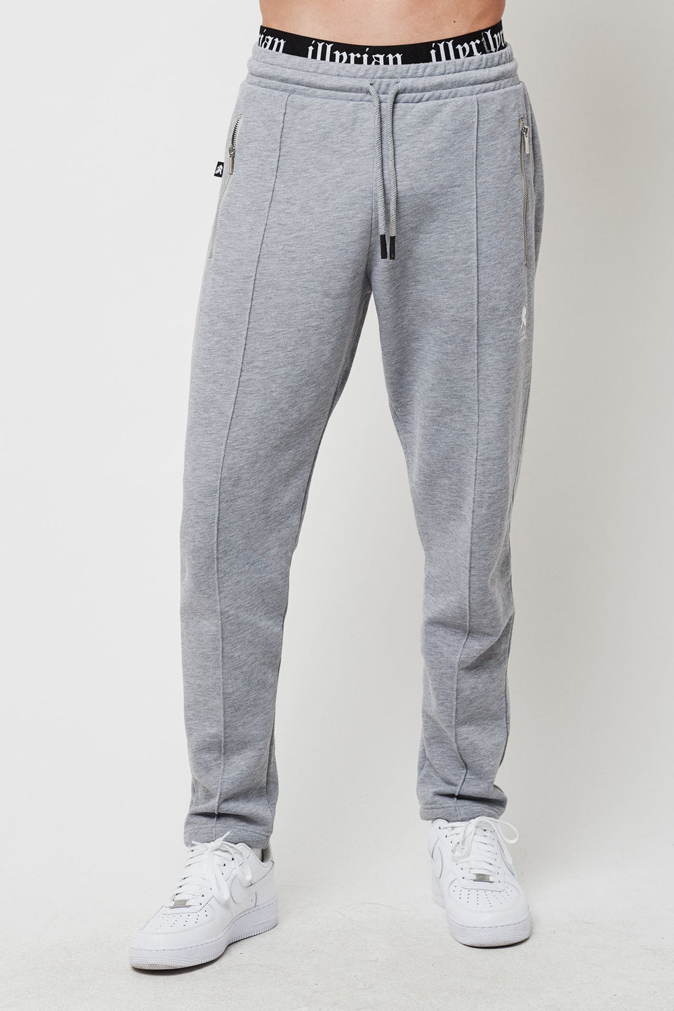 Illyrian Logo Grey Pants