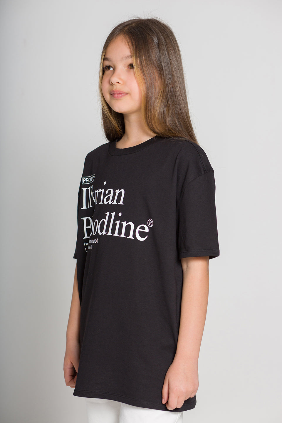 Headline T-shirt - Black